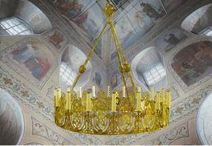 Greek Orthodox horos - 123-0 (18 lights)