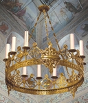 Greek Orthodox horos - 122 (9 lights)