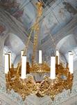 Greek Orthodox horos Birds - 119-1 (9 lights)