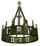 Greek Orthodox horos Birds - 113 (12 lights)