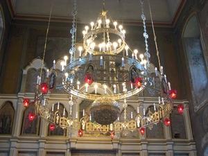 Greek Orthodox horos Birds - 112 (87 lights)