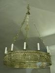 Greek Orthodox horos Birds - 110-2 (12 lights)