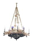 Greek Orthodox horos Birds - 104-5 (12 lights)