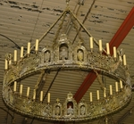 Greek Orthodox horos Birds - 150 (24 lights)
