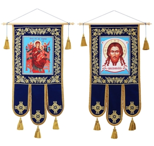 Church banners (gonfalon) no.1