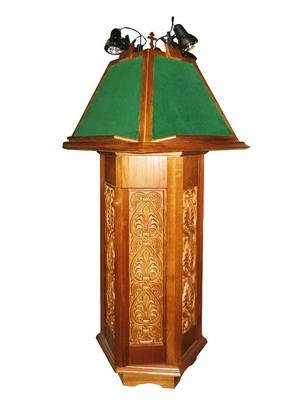 Church lectern - no.588