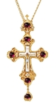 Pectoral chest cross no.10