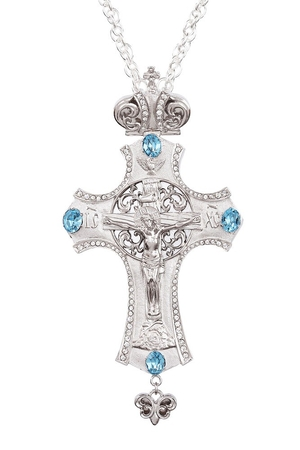 Pectoral chest cross no.145