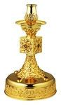 Church table candle-stand - A695