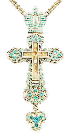 Pectoral cross - A6 (without chain)