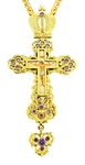 Pectoral cross - A6 (with chain)