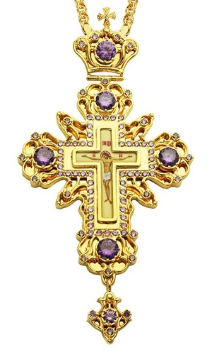 Pectoral cross - A24 (with chain)