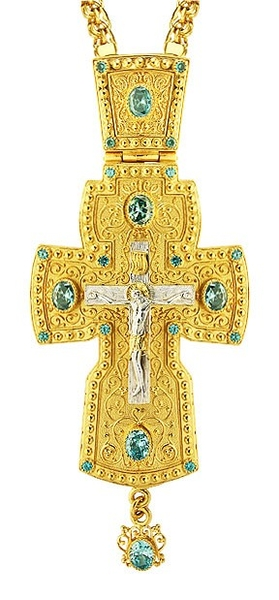 Pectoral cross - A58 (with chain)