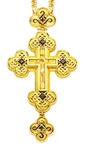 Pectoral cross - A71-2 (with chain)