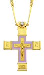 Pectoral cross - A73 (without chain)