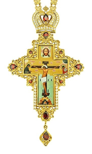 Pectoral cross - A78 (with chain)