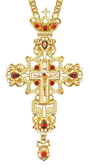 Pectoral cross - A94 (with chain)
