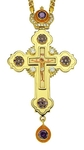 Pectoral cross - A96 (with chain)
