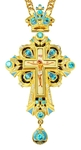 Pectoral cross - A98-1 (with chain)
