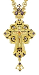 Pectoral cross - A98-44 (with chain)