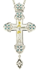 Pectoral cross - A104L (with chain)