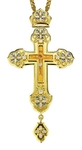 Pectoral cross - A104LP (with chain)
