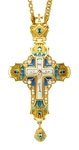 Pectoral cross - A106 (with chain)
