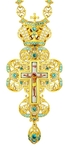 Pectoral cross - A117 (with chain)