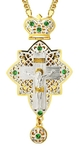 Pectoral cross - A119 (with chain)