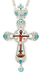 Pectoral cross - A121L (with chain)
