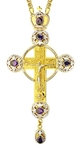 Pectoral cross - A124-1 (with chain)