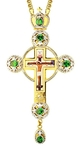 Pectoral cross - A124 (with chain)