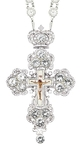 Pectoral cross - A126L (with chain)