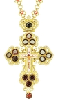 Pectoral cross - A126LP-62 (with chain)
