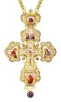 Pectoral cross - A127LP-2 (with chain)
