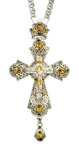 Pectoral cross - A131 (with chain)
