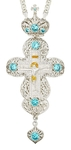 Pectoral cross - A133 (with chain)