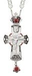 Pectoral cross - A136L (with chain)