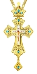 Pectoral cross - A138LP (with chain)