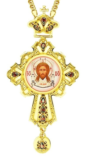 Pectoral cross - A141LP (with chain)