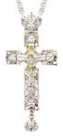 Pectoral cross - A142L (without chain)