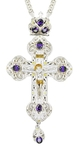 Pectoral cross - A147L (with chain)