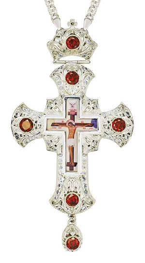 Pectoral cross - A153L (with chain)