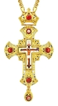 Pectoral cross - A153LP (with chain)