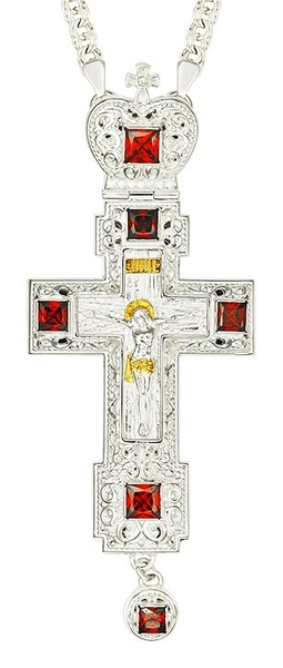 Pectoral cross - A157L (with chain)