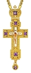 Pectoral cross - A157LP (with chain)