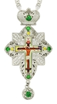 Pectoral cross - A160 (with chain)