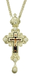 Pectoral cross - A170 (with chain)