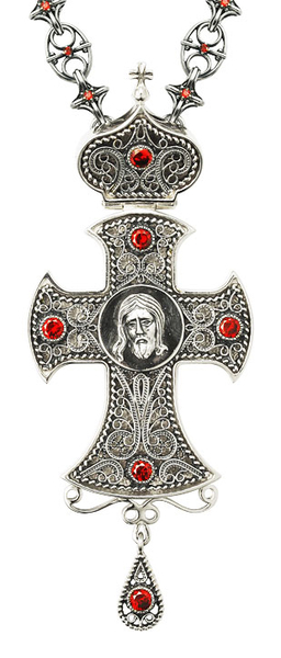 Pectoral cross-reliquary - A173 (without chain)
