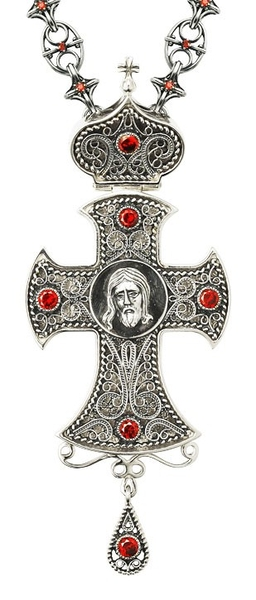 Pectoral cross-reliquary - A173 (with chain)